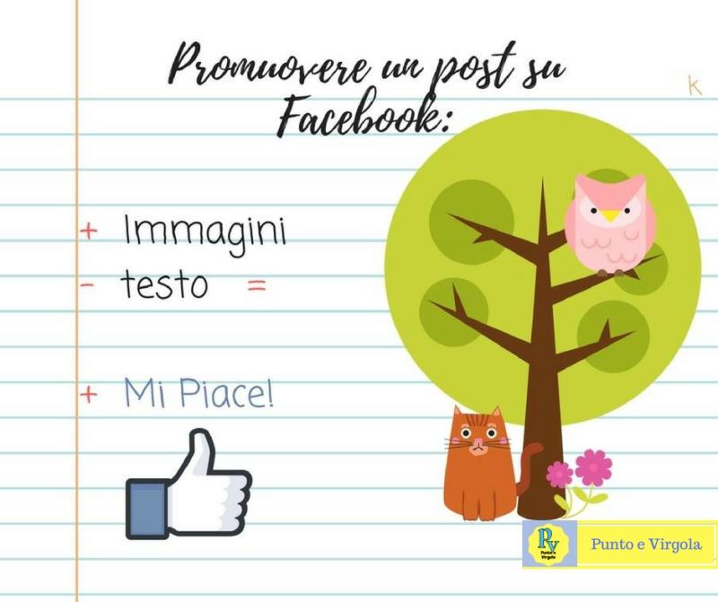 post facebook promozione
